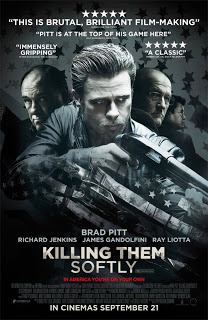 Póster Killing Them Softly