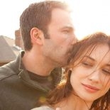 Ben Affleck y Olga Kurylenko en To the wonder