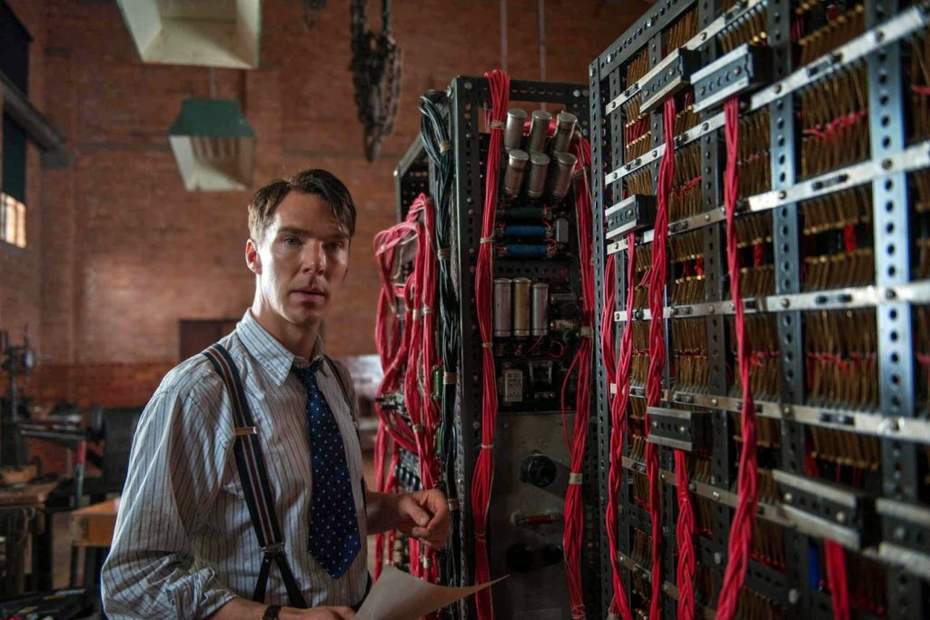 La máquina de Turing - Benedict Cumberbatch en 'The imitation game'