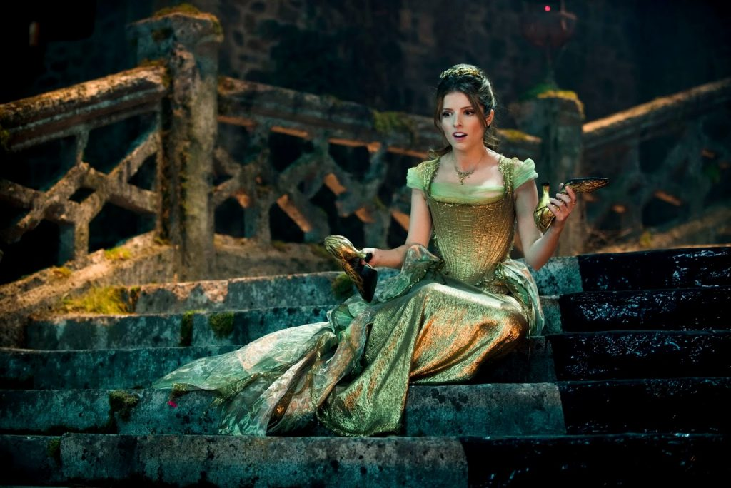 Anna Kendrick en Into the woods