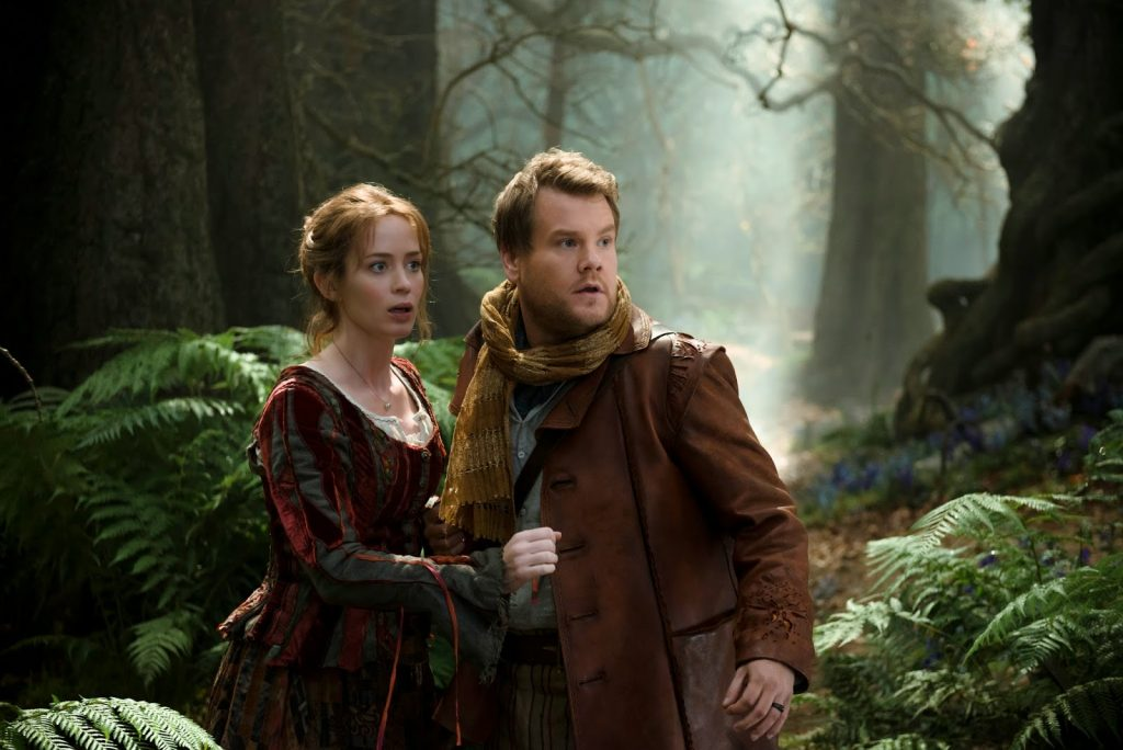 Emily Blunt en Into the woods