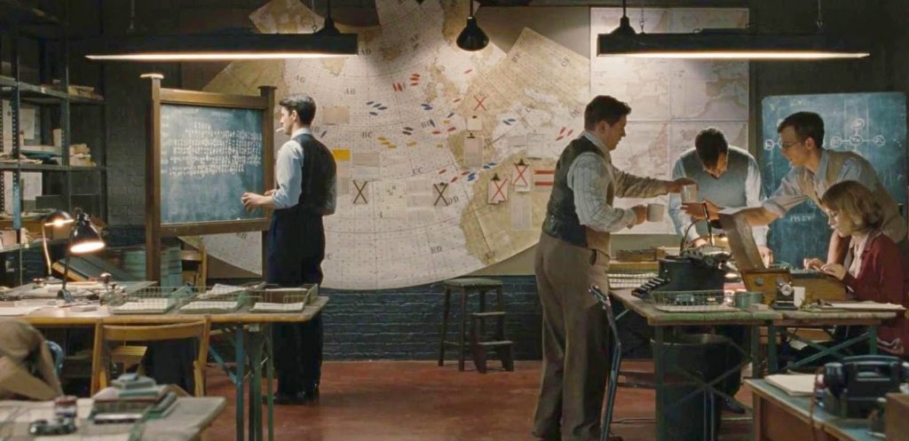The Imitation Game. Descifrando Enigma