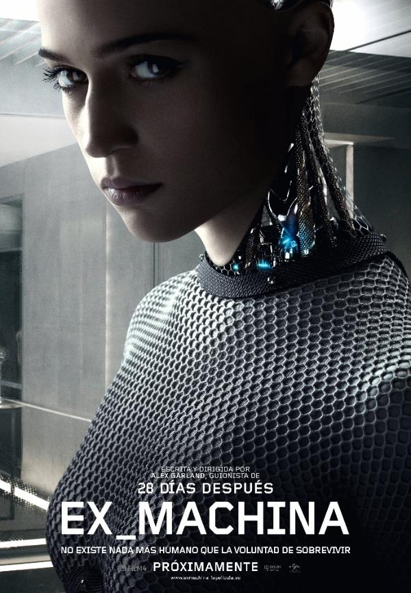Póster de Ex-Machina