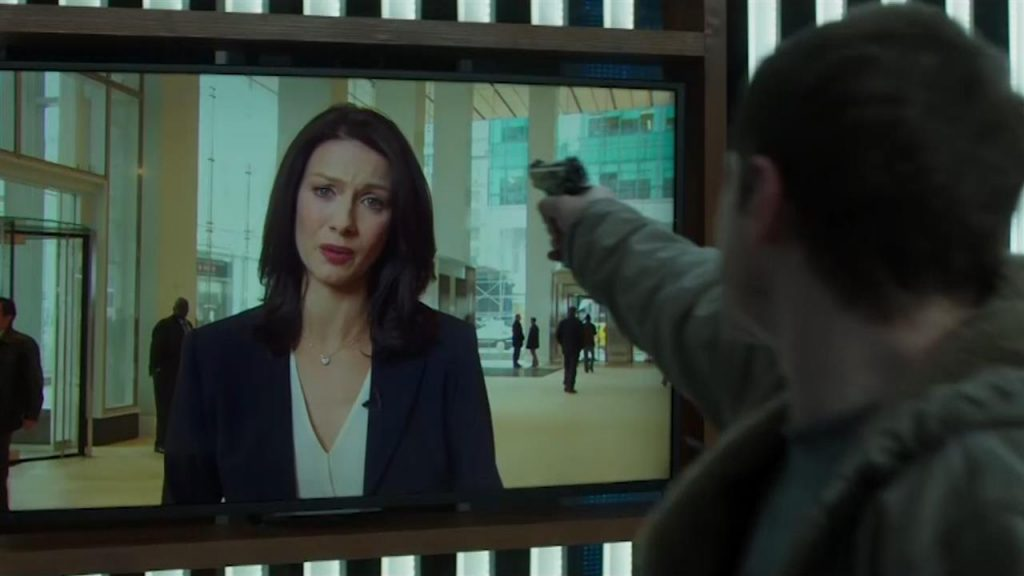 Caitriona Balfe en Money Monster