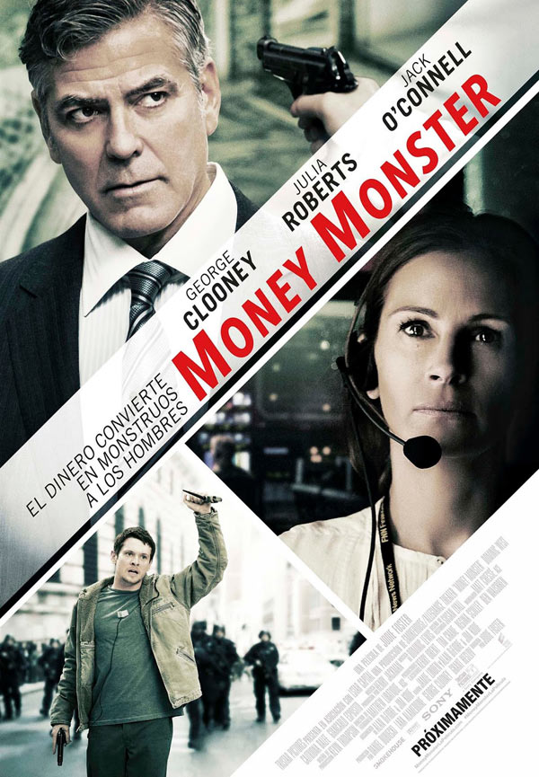Póster de Money Monster