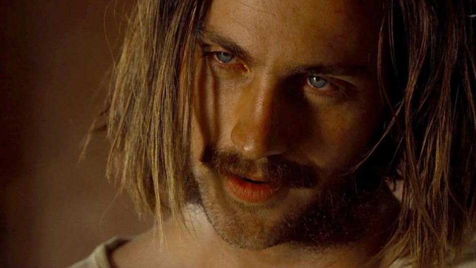 Aaron Taylor Johnson en Nocturnal Animals