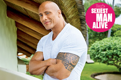 Dwayne Johnson en People