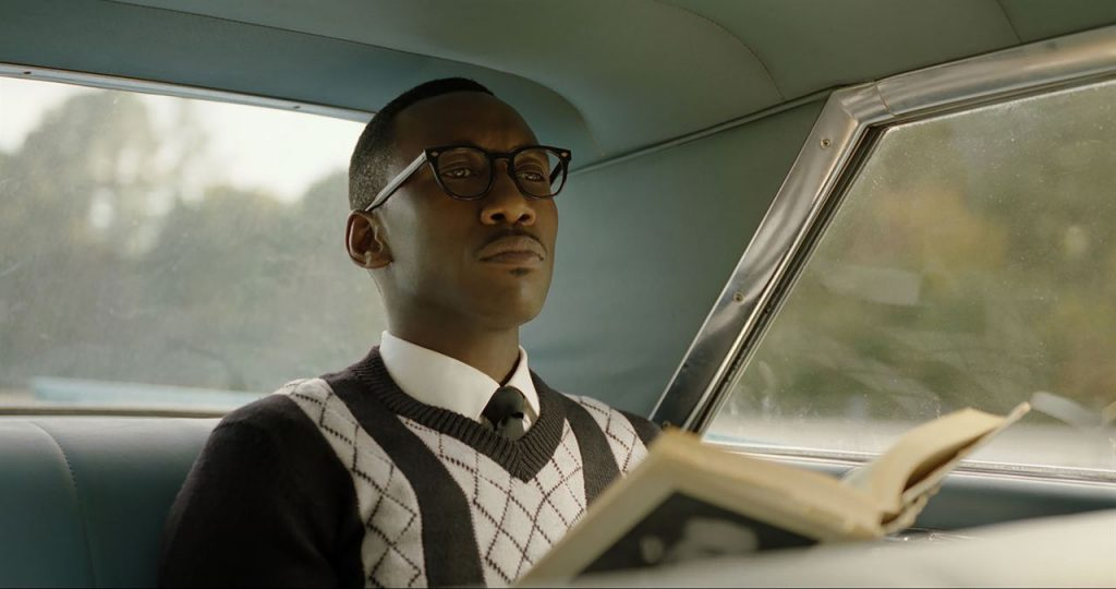 Mahershala Ali en Green Book
