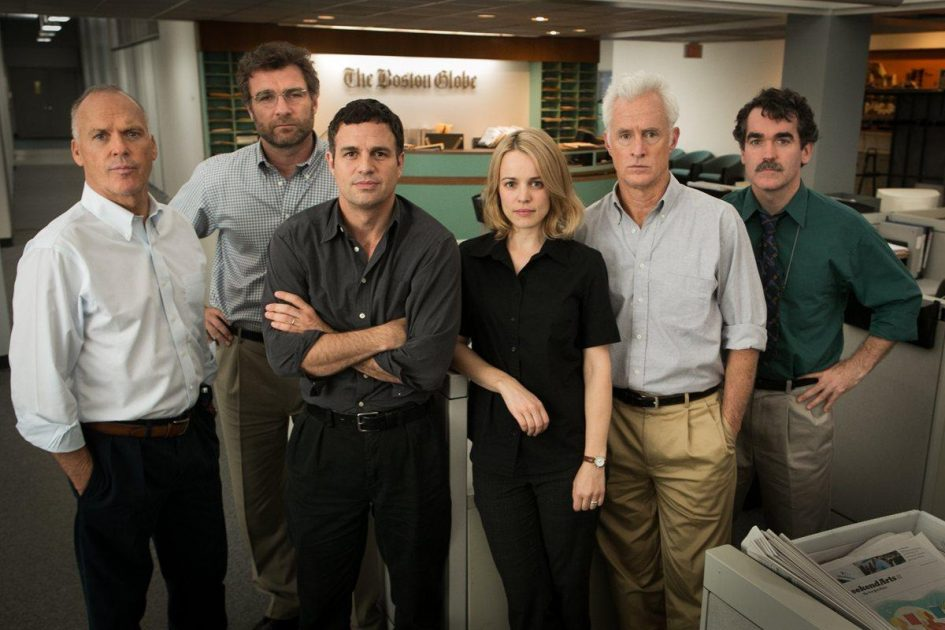 Spotlight de Tom McCarthy