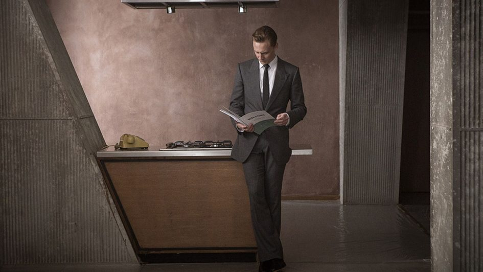 Tom Hiddleston en High-Rise