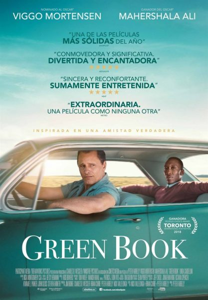 Póster de Green Book